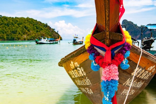 Thailand Travelphotography Kho Phiphi
