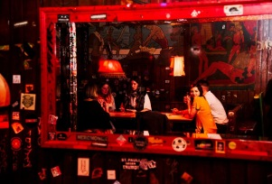Kiez Hamburg Rosies bar