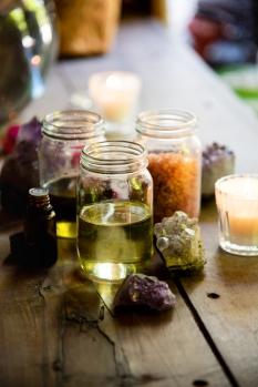 Essential oils tulum
